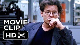 Transcendence Movie CLIP - R.I.F.T (2014) - Johnny Depp, Morgan Freeman Sci-Fi Movie HD