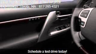 2013 Toyota Land Cruiser 4WD-V8-SUV - for sale in Dorchester