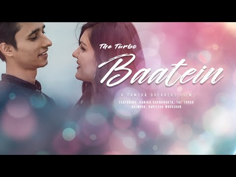 Baateinthe Turbo Official Music Video  Romantic Video Song 2019  Camera Breakers