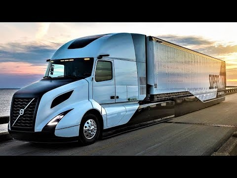 2018 Volvo VNL Interior / Home! Sweet Home! - YouTube