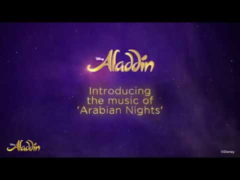 ALADDIN London: Introducing the music of 'Arabian Nights'