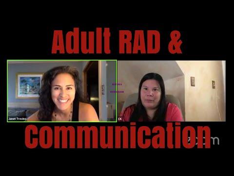 Touch Talks: Adult RAD & Boundaries/Communication, Part 2