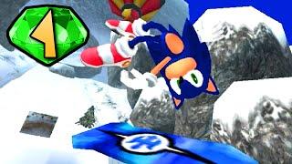 AMAEZIN' FLEPPS | Sonic Adventure DX #4
