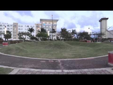 San Juan, Puerto Rico - Convention Center Park HD (2015)