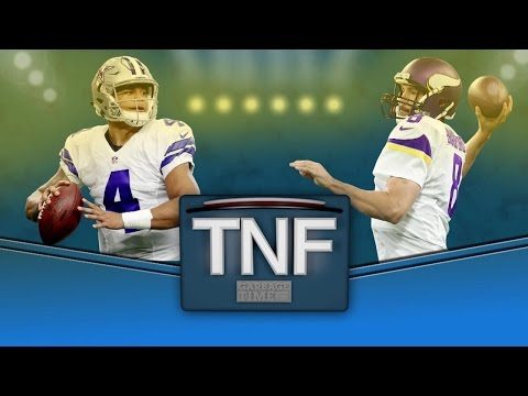 Thursday Night Football Is Actually Good: Cowboys at Vikings