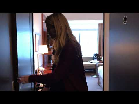 Room Tour at The InterContinental The Strings Tokyo