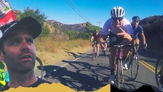 My FULL Experience At The Phil Gaimon COOKIE FONDO (Cycling Adventures)
