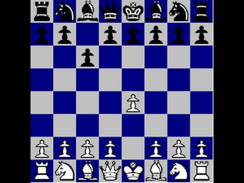 Šachy-hodně příjemná varianta Caro-Cann pro bílého -e4 c6, Jc3