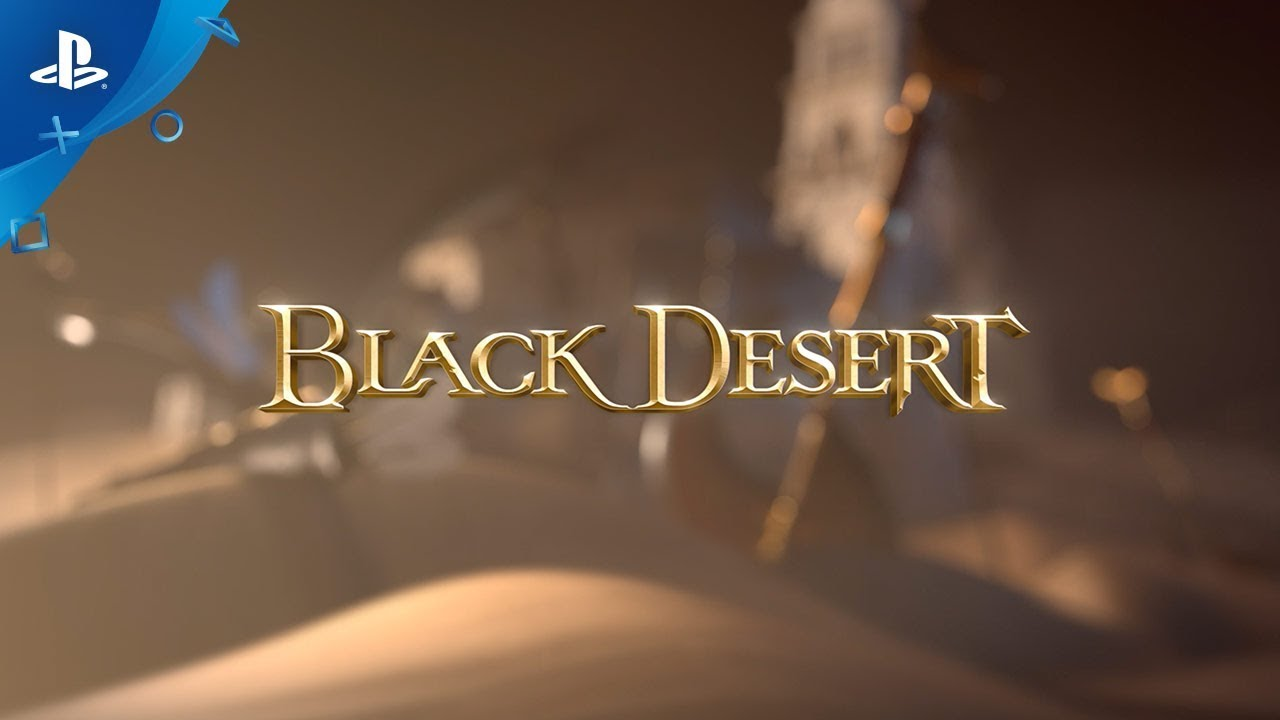 Black Desert - E3 2019 Teaser Trailer | PS4
