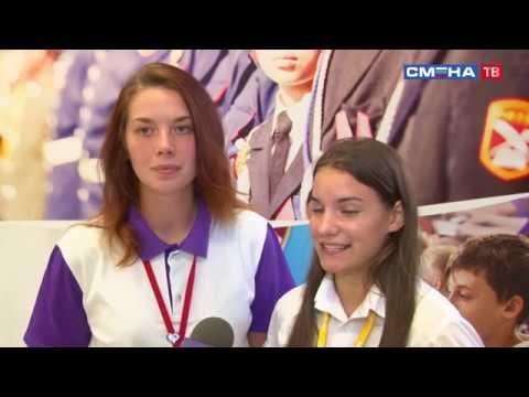 В ВДЦ «Смена» прошла встреча вожатых с и о  директора Хамзатом Дурдиевым