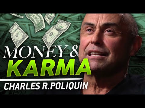ALWAYS GIVE BACK TO PEOPLE - Charles Poliquin
