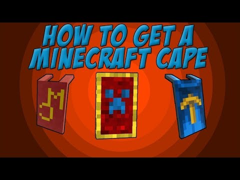 [1.7.10 - 1.14.4] How To Get A FREE Minecraft Cape!