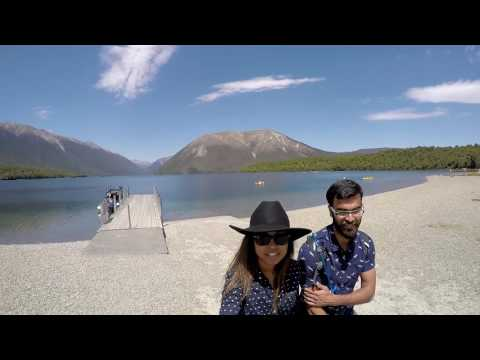 Tahiti-New Zealand-Australia
