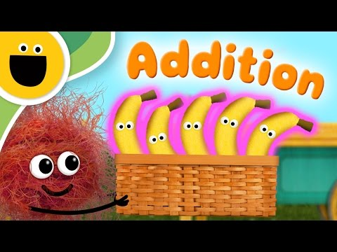 Addition | Words with Puffballs (Sesame Studios)