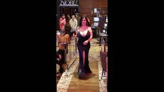 Behind the scenes w/ Jaylene Rio AVN 2019 Red Carpet