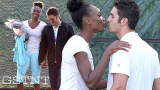 Venus' New Boyfriend, Justine's Baby Girl, Serena Williams