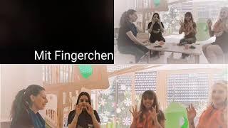 Tischlied - Mit Fingerchen
