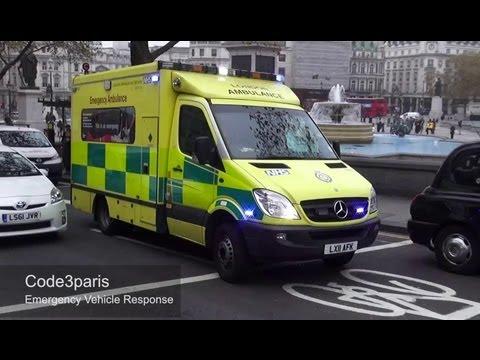 London Ambulance Service -- Great Siren