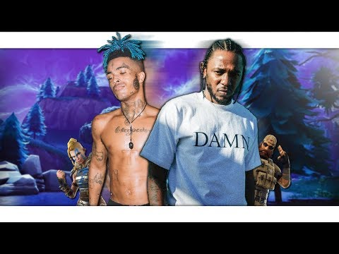 If KENDRICK played Fortnite with XXXTENTACION - SPOT ON Impressions!