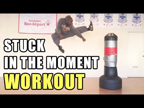 Explosive Workout Motivation - Stuck In The Moment