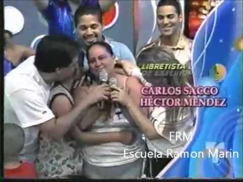 Escuela Ramon Marin Sola TV...Janette No...Gracia Gracia