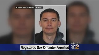 Convicted Offender, 33, Arrested For Having Sex With Burbank Teen