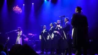 "Katie Melua - ""Suliko"" ft. Georgian choir Shvid Katsa, 02.10.2013, Roundhouse, London"
