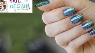 Nail design. Как сделать зеркальный маникюр. Марина Марченко.Marchenko Art Ua