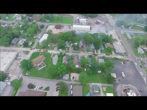 Carlinville Illinois House Explosion