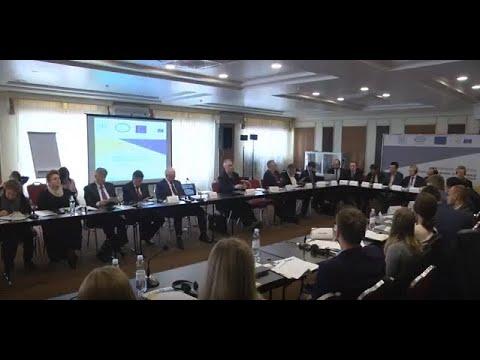 Sujit Choudhry Speaks in Kiev Focusing on Semi-Presidentialism and Constitutional Reform