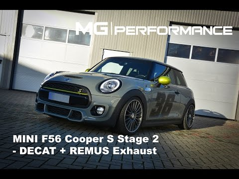 mini f56 tuning jb4 stage 2 with de cat first in the world. Black Bedroom Furniture Sets. Home Design Ideas