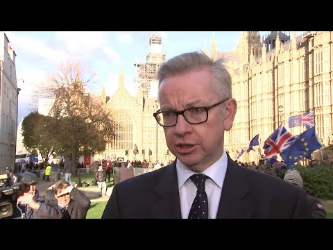 Michael Gove: I regret that a leadership contest has been triggered