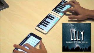 Lily | Alan Walker | Instrumental | Perfect Piano