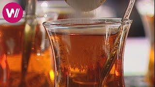 Zu Tisch in der Türkei - Türkischer Tee, ein wichtiger Teil der Kultur