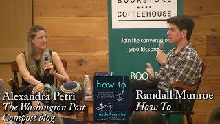"Randall Munroe, ""How To"""