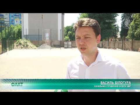 Телеканал Новий Чернігів: Футбольні поля з штучним покриттям| Телеканал Новий Чернігів