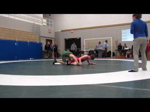 2014 Huskie Open: 54 kg Freddie Aziz vs. Steven McCarville