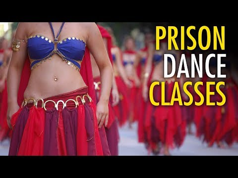 Alberta taxpayers fund DANCE LESSONS for prison inmates