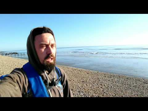 West Sussex Shore Fishing W.S.S.F - Episode 2: No Plaice Like Home...!!