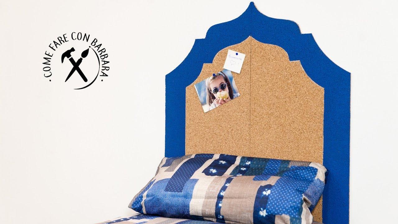 Come Costruire Una Testiera Letto realizzare una testiera per letto in sughero - obi