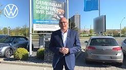 Jürgen Stackmann 22.04.2020: COVID-19 Update   Volkswagen