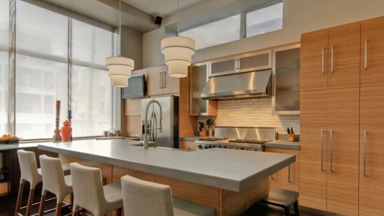 Contemporary Bamboo Kitchen Cabinets India Ideas  YouTube