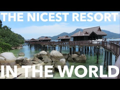 Our DREAM Honeymoon at Pangkor Laut Resort
