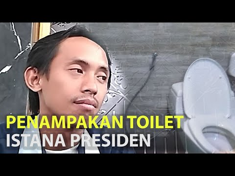 Pengakuan Cleaning Service Toilet Istana Presiden