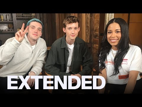 Lauv And Troye Sivan On Their Accidental Duet | EXTENDED