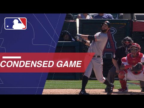 Condensed Game: SF@LAA - 4/22/18