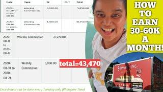 How To Earn 30-60K In Siomai King Franchise Business-5 Ways To Earn in Jc Premier Siomai King