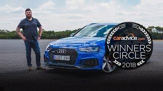 The CarAdvice Winners Circle 2018, Mike Stevens: Audi RS4 Avant