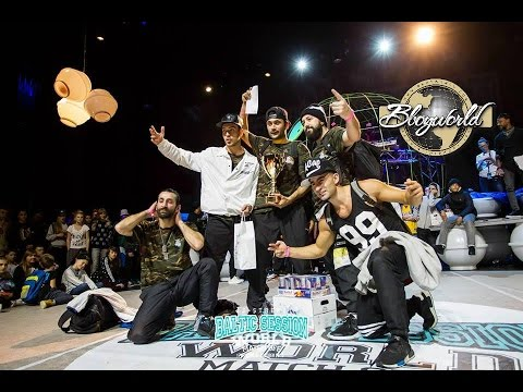 TOO MUCH UNDERGROUND vs CONQUISTADOR | CREW CREW FINAL | JJ-BALTIC SESSION 2016