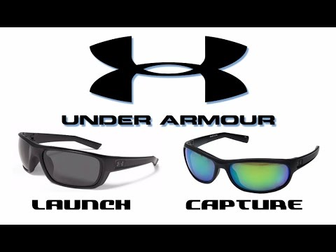 1b4dd364c4bf Inventive Fishing Gear Review: Under Armour Capture Storm Sunglasses and  Launch Storm Sunglasses